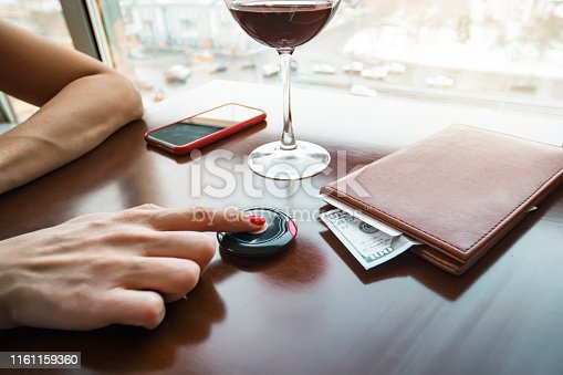Account Book on table with Money. Luxury Life. had Good Rest. Rich People. Good Tips. successful people. tip for waiter. nice service. big money. thanks from visitors customer.
