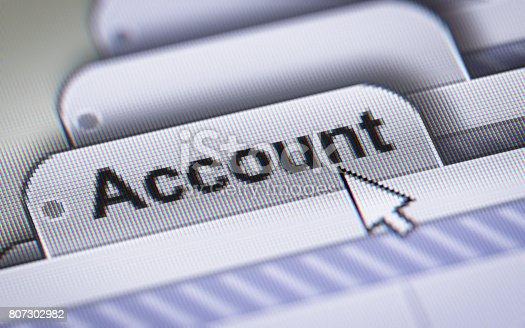 istock Account 807302982