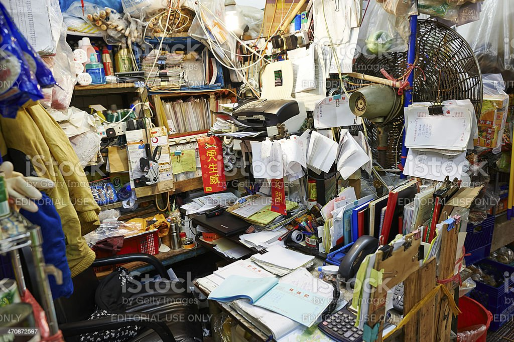 Buchhalter b ro stock fotografie und mehr bilder von b ro for Schreibtisch chaos