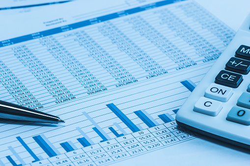 Stock broker stock photos