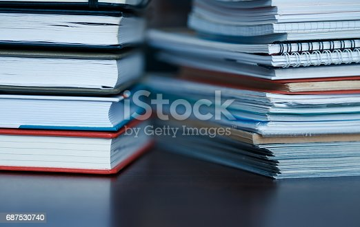 istock Accounting and taxes 687530740