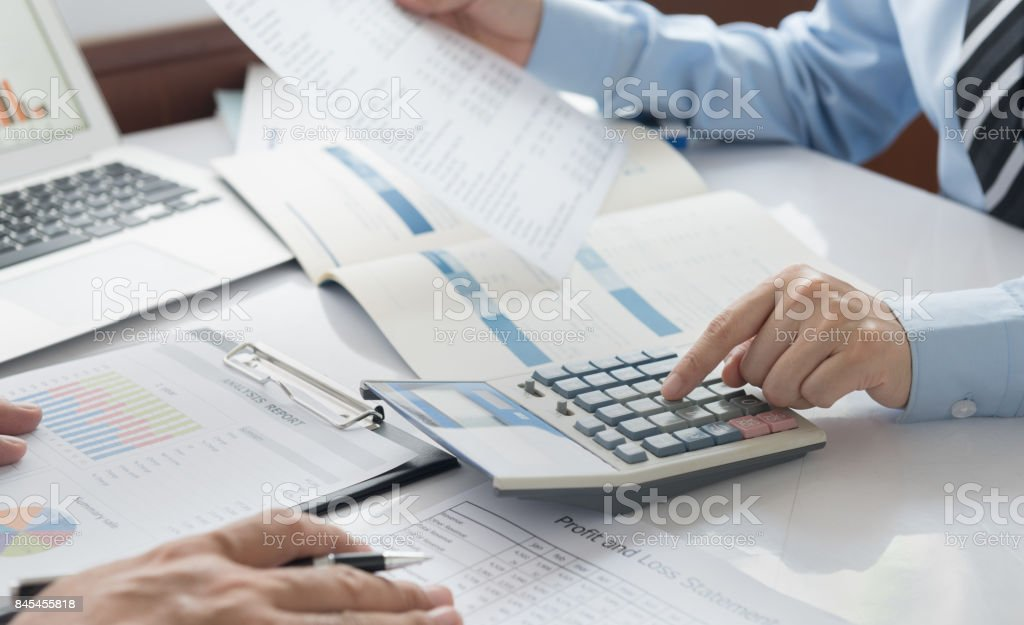 Accounting Audit financial – Foto