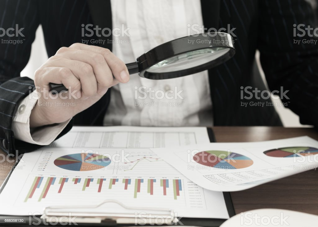 accounting audit stock photo