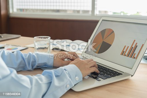 istock Accounting business financial 1158346304