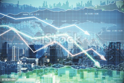 istock Accounting concept 819281444