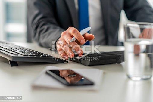 941729686 istock photo Accounting 1086691402