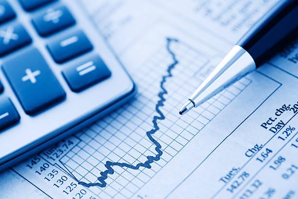 Accounting stock photo