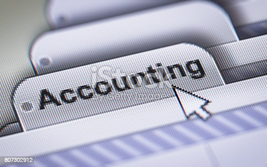 istock Accounting 807302912
