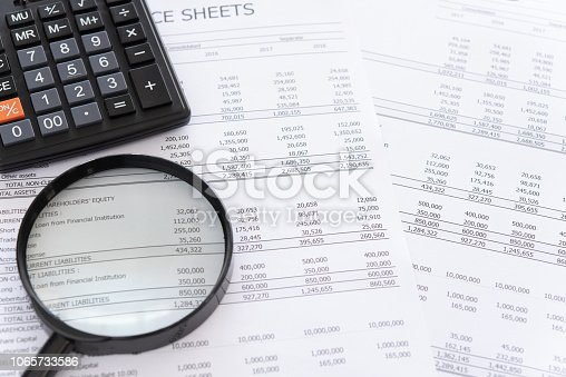 istock accounting spread sheets 1065733586