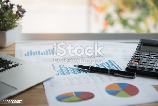 istock accounting spread sheets 1129009097