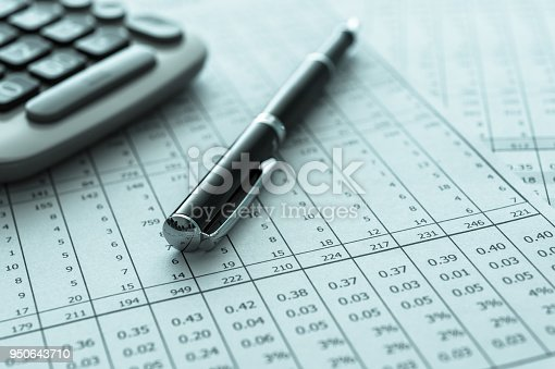 istock accounting statistic report 950643710