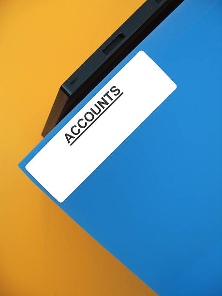 accounts folder - disbursement stock pictures, royalty-free photos & images