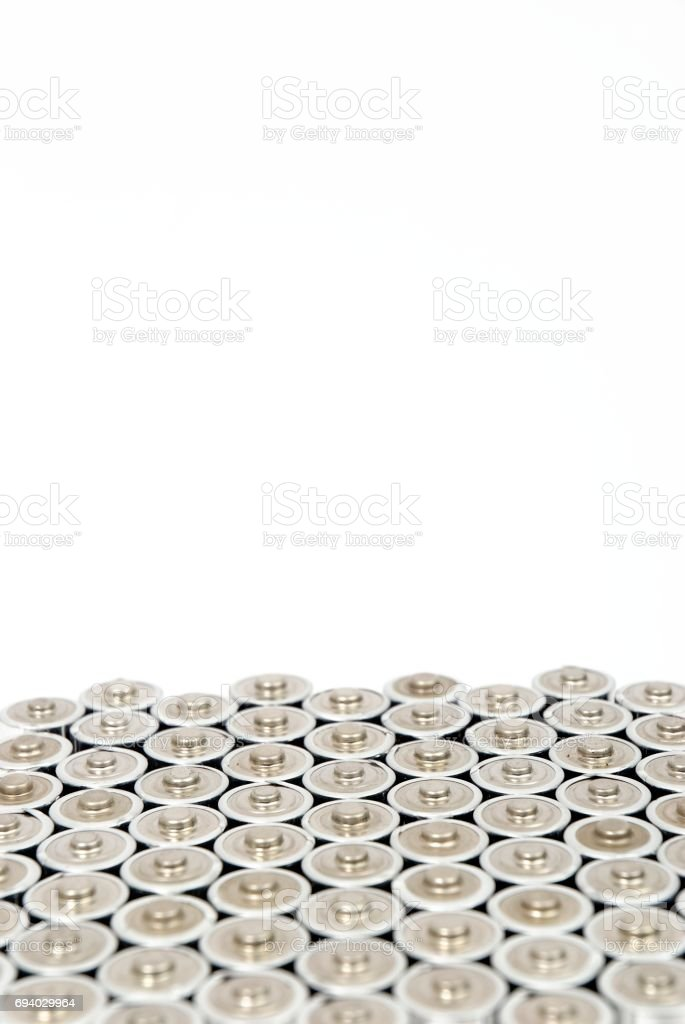 Accumulators stock photo