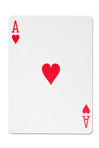 Best Ace Of Hearts Stock Photos, Pictures & Royalty-Free