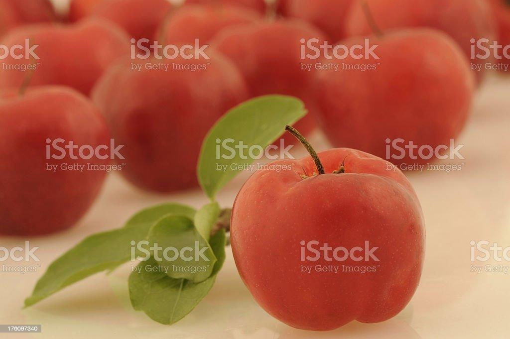 acerola fruit royalty-free stock photo