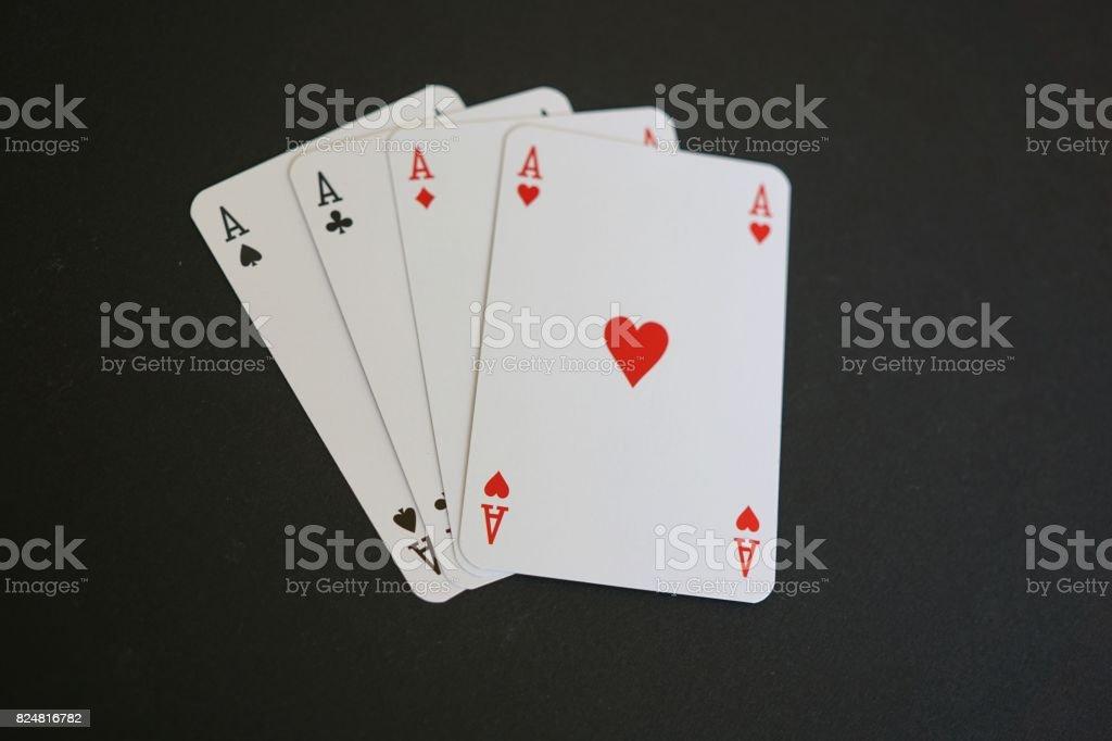 Cartes de poker Aces - Photo