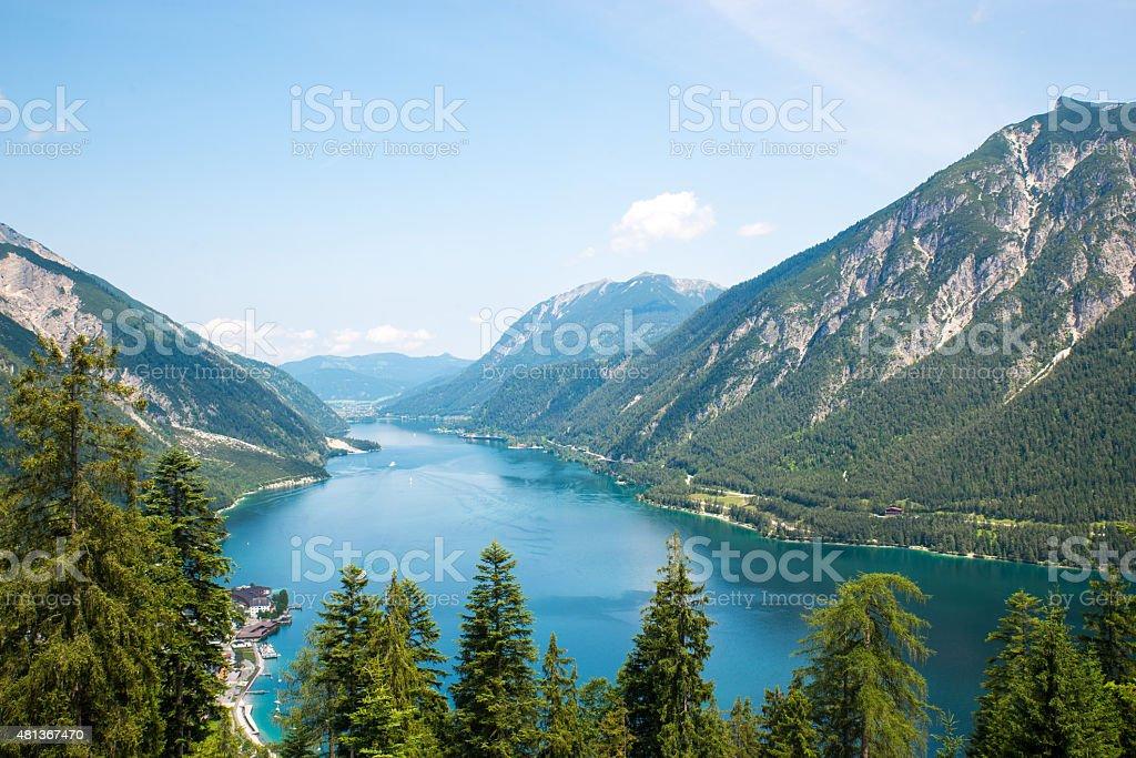 Achensee, Austria stock photo