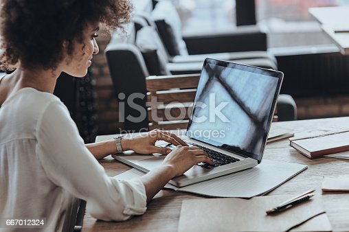istock Achieving best results. 667012324