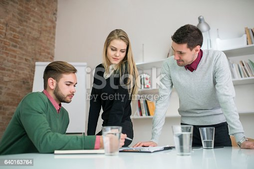 istock Achieving Big Things Together 640163764