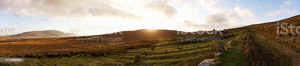 Achill Island, Ireland royalty-free stock photo