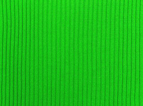 Tessuto Tessile Texture Di Sfondo Verde Acido Fotografie Stock E