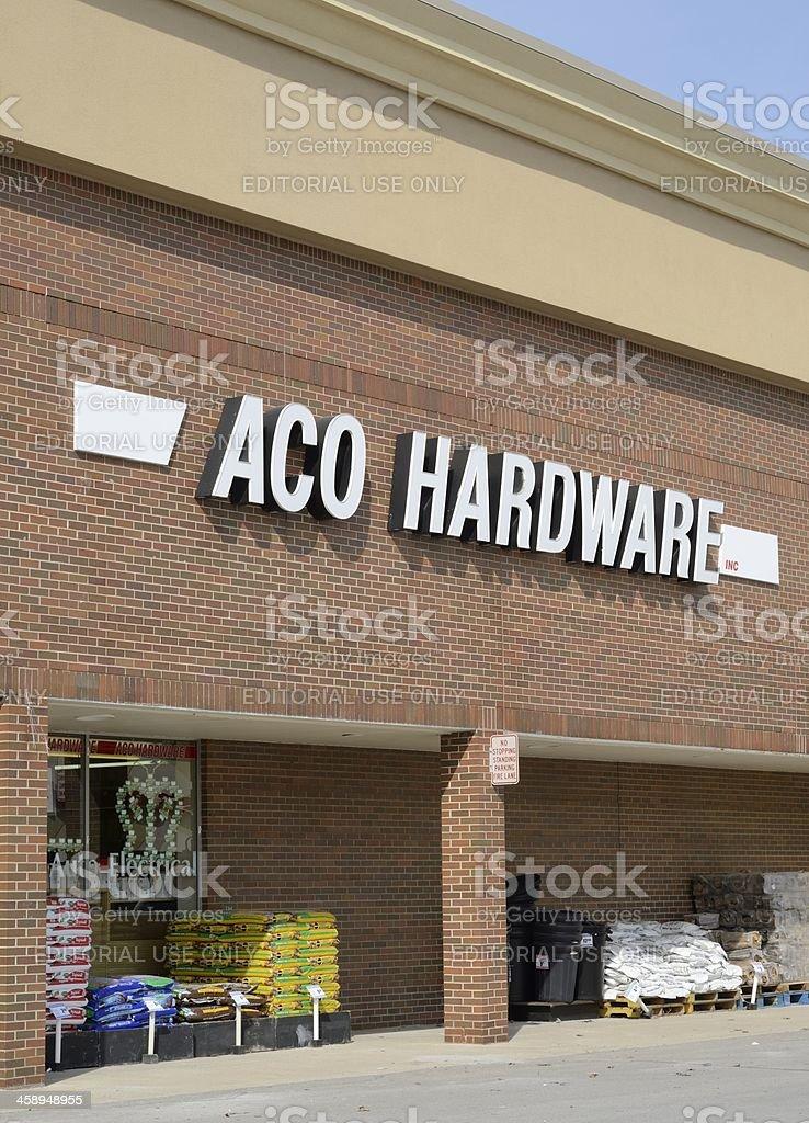 Aco Hardware Stock Photo Download Image Now Istock