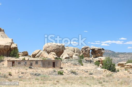 Vista of Pueblo