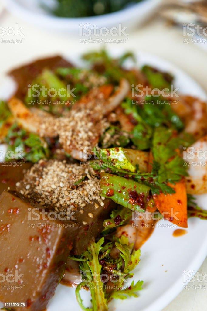 Acorn Jello Of Korean Food Stock Photo More Pictures Of Acorn Istock