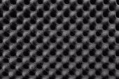 Acoustic foam wall