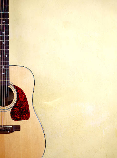 Gitara akustyczna – zdjęcie