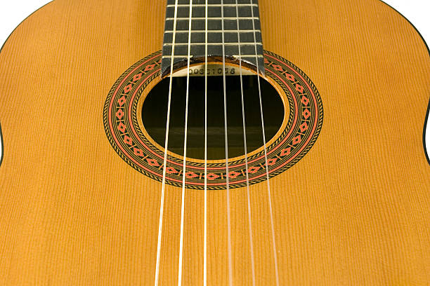 acoustic gitarre - beatles band stock-fotos und bilder