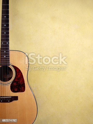 istock Acoustic guitar 682074762