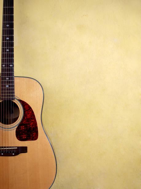 Acoustic guitar – zdjęcie