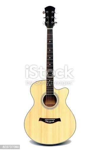 1014432572 istock photo Acoustic Guitar 823737090