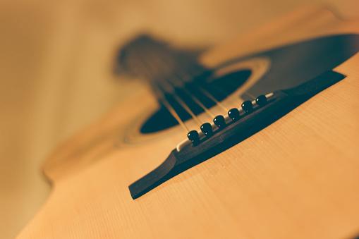 Akoestische Gitaar Stockfoto en meer beelden van Acoustische muziek