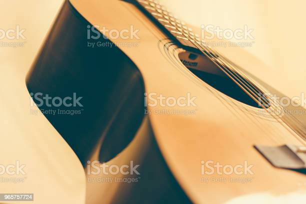 Acoustic Guitar - Fotografias de stock e mais imagens de Alemanha