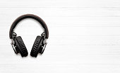 abstract headphone speaker