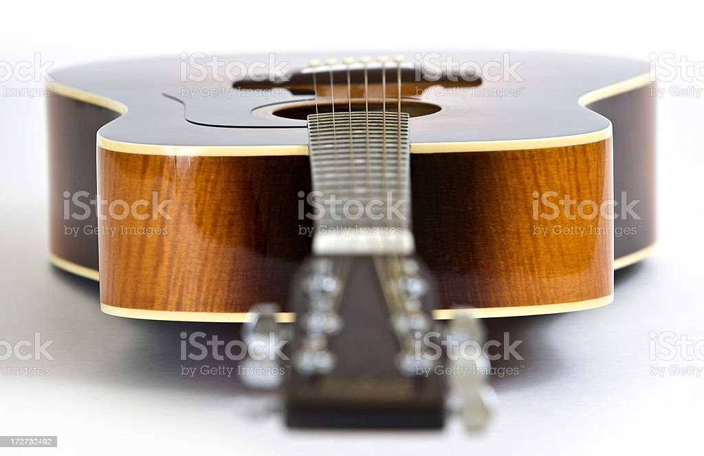 Acoustic royalty-free stock photo