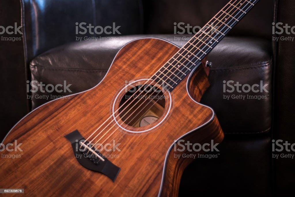 acoustic stock photo