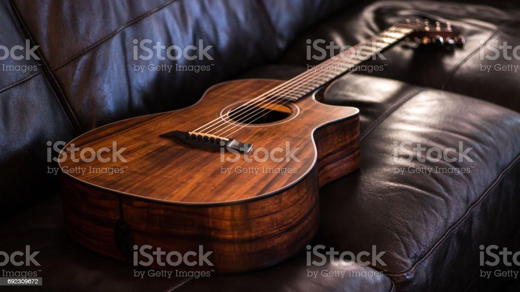 acoustic2 stock photo