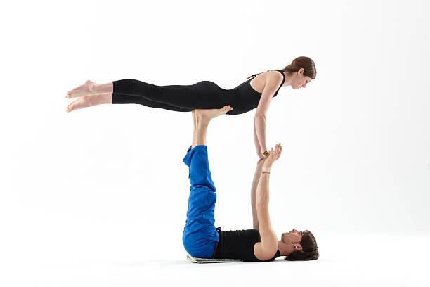 Équilibre acrobatique - Photo