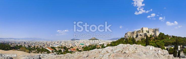 istock Acropolis and Athens, Greece 500602308