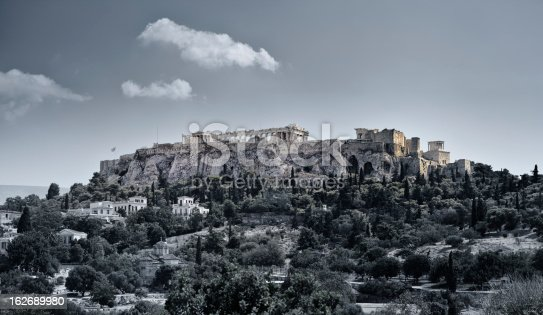 istock Acropolis in Athens 162689980