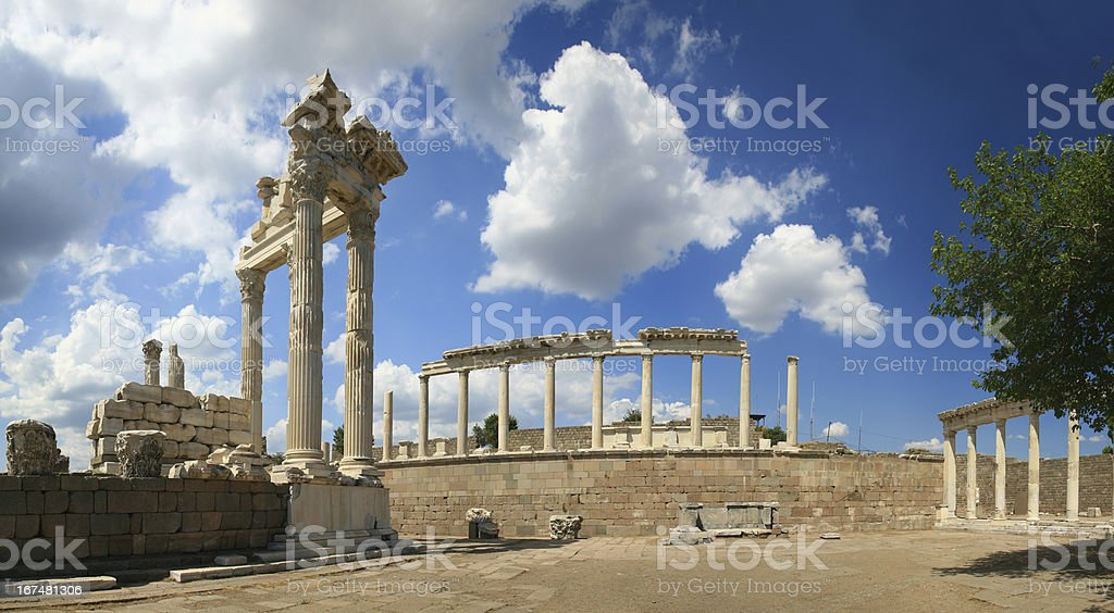 Akropolis royalty-free stock photo