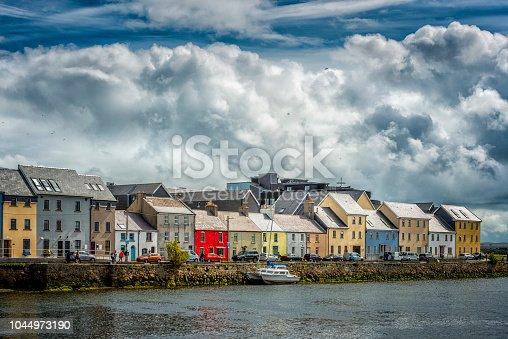 Across Galway Harbour, Ireland