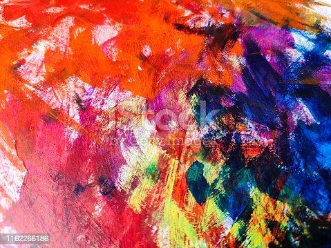 935916462istockphoto Acrylic painting on canvas 1162266186