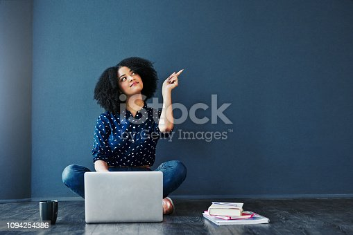 istock Act on your dreams 1094254386