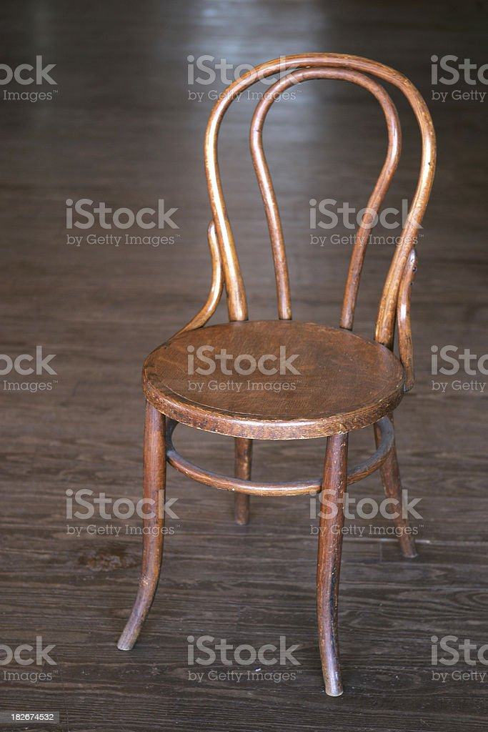 Acting Chair royalty-free stock photo