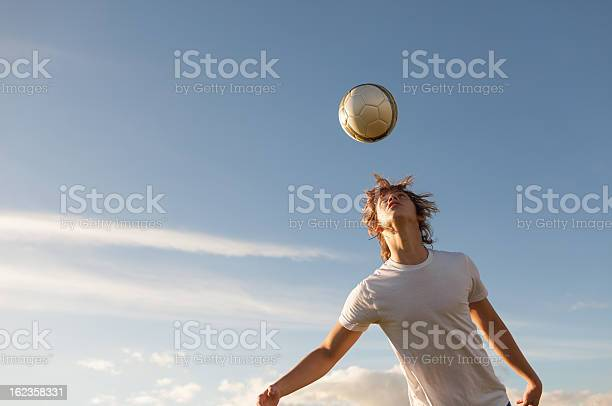 Action photo of soccer player getting ready to head he ball picture id162358331?b=1&k=6&m=162358331&s=612x612&h=wejnym75oys cj5skccibht0vce f8 5genhlxtteeq=