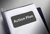 istock Action Plan document title page 1164207796